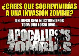 Resultado de imagen de noche zombi