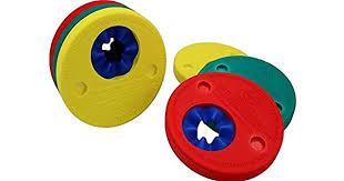 Delphin <b>Swim 6PCS</b>/<b>Set</b> Discs Armbands <b>Floating</b> Sleeves <b>Pool</b> ...