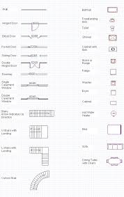 blueprint symbols free glossary floor plan symbols for engineer requirement and readyman requirement for drawing floor plans and fire escape routes architecture drawing floor plans