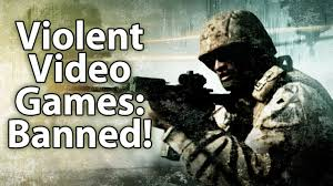 violent crime statistics images violent video games banned