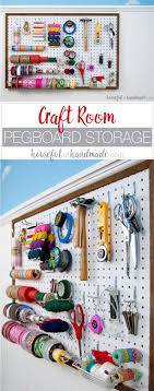 roomperfect living room pegboard