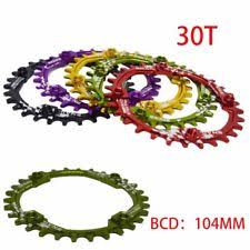 30T Bicycle Chainrings and BMX Sprockets for sale | eBay