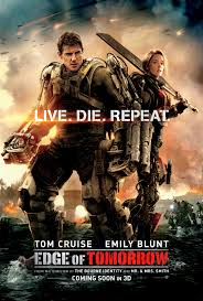 Edge of Tomorrow film complet