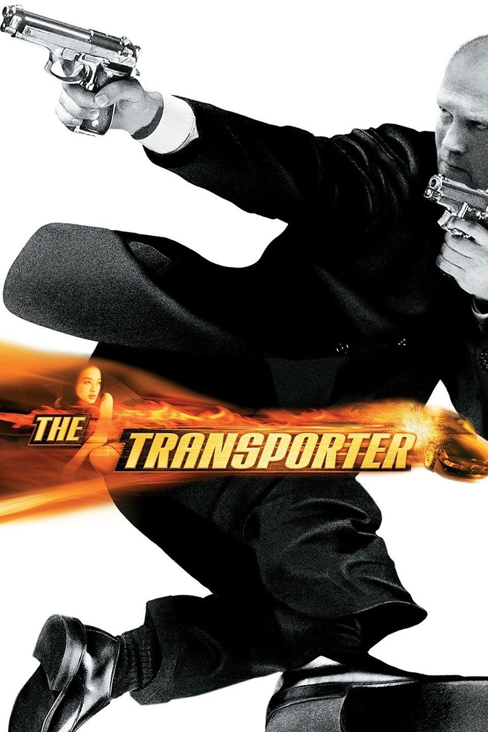 The Transporter (2002) Dual Audio {Hindi-English} 480p | 720p