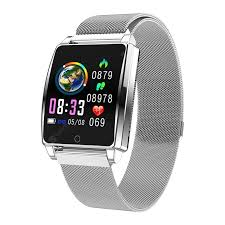 <b>Jeaper Smart Watch</b> AK18 Waterproof Fitness tracker Heart Rate ...