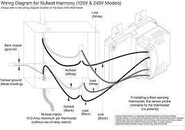 harmony 240v Thermostat Wiring 240v Thermostat Wiring #19 wiring 240v thermostat