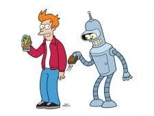 <b>Fry</b>-<b>Bender</b> relationship - The Infosphere, the Futurama Wiki