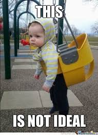 Indifferent Toddler by jbeaudelaire - Meme Center via Relatably.com