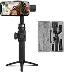 <b>Zhiyun Smooth 4</b> 3-Axis Handheld Gimbal Stabilizer with: Amazon.in ...