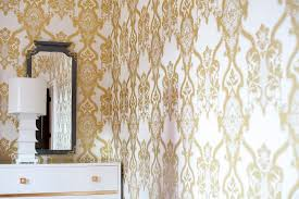 bedrooms gold white