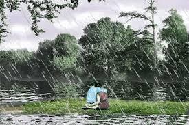 Kết quả hình ảnh cho đi trong mưa