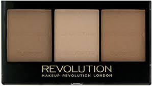 <b>Makeup Revolution Ultra Sculpt</b> & Contour Kit Ultra - Light-Medium ...