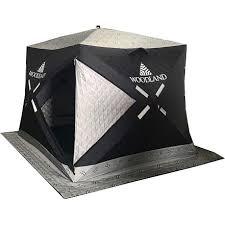 <b>Зимняя палатка куб WOODLAND</b> Ultra, трехслойная купить ...