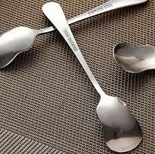 Flatware WARMBUY Set of 10 <b>Stainless Steel Dessert Ice</b> Cream ...