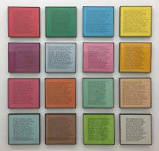 jenny holzer s nasty essays will get you ready for a revolution alden projects