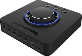 <b>Creative</b> представила внешнюю <b>звуковую карту Sound</b> Blaster X3 ...