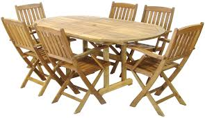 extension table f: patio furniture sets with chairs the hint of big family latest wooden garden table and set