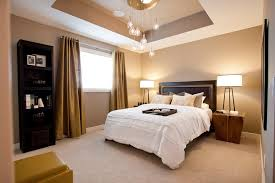 bedroom recessed lighting design with small bedding and two wooden nightstands also double table lamps bedroom recessed lighting