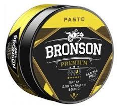 Bronson <b>Паста для укладки</b> волос, сильная фиксация — купить по ...