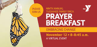 Tuckahoe <b>Prayer Breakfast</b> - YMCA of Greater Richmond
