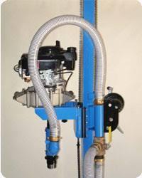<b>Small</b> Mechanical DIY <b>Water</b> Well <b>Drill</b>   LS100   Lone Star <b>Drills</b>