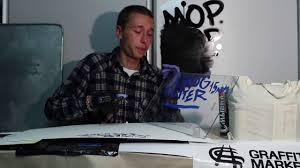 <b>Маркер Grog Cutter</b> 15мм - видеообозор Graffitimarket - YouTube
