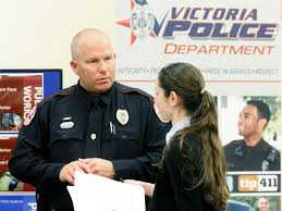 victoria s officer of the year loves city victoria advocate victoria s officer of the year loves city victoria advocate victoria tx