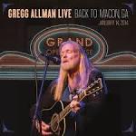 Gregg Allman Live: Back to Macon, GA [2CD/1DVD]
