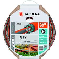 """<b>Шланг</b> садовый <b>Gardena Flex</b> 13 мм 1/2""""х50м купить по цене ..."""