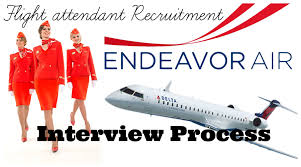 endeavor air flight attendant interview process wsupangie endeavor air flight attendant interview process wsupangie