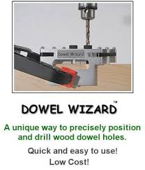 <b>Wood</b> Doweling Tool - <b>Dowel</b> Wizard lets you easily <b>drill wood</b> ...