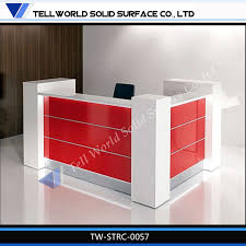 china hot sale new design commercial furniture small nail salon reception desk pictures photos cheap china ce approved office furniture