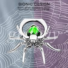 King <b>Metal Spider Holder Spider Bling Holder</b> Finger Ring <b>Holder</b> ...