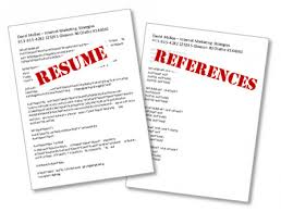 the importance of having good references red wigwam the importance of having good references