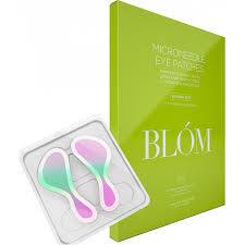 BLOM <b>Микроигольные патчи для</b> кожи вокруг глаз с янтарной ...