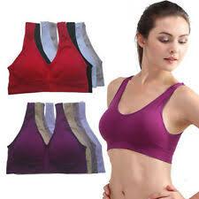 <b>Seamless Padded</b> XL <b>Bras</b> & <b>Bra</b> Sets for <b>Women</b> for sale | eBay