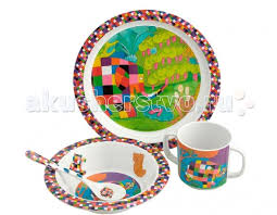 <b>Petit Jour</b> Набор детской <b>посуды</b> Elmer CL000024701943 - цена ...