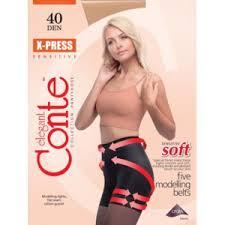 <b>Колготки</b> Conte X-Press 40 Den (с утягивающими шортиками ...