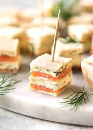 Smoked <b>Salmon</b> Appetizer <b>Bites</b> | RecipeTin Eats