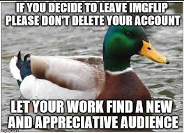 Actual Advice Mallard Latest Memes - Imgflip via Relatably.com