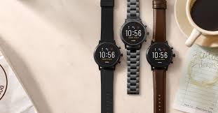 New Fossil <b>Smartwatch</b> Has Longer Battery <b>Life</b>, Better iPhone ...