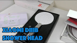 ЛЕЙКА и ШЛАНГ XIAOMI <b>Diiib</b> Shower Head ДЛЯ ВАННОЙ ...