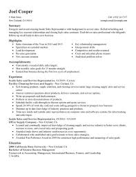 unforgettable inside sales resume examples to stand out    inside sales resume sample
