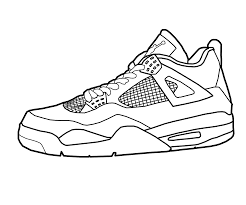 shoes coloring pages az coloring pages coloring pages of gym shoes coloring