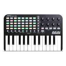 <b>MIDI клавиатура Akai PRO APC</b> KEY 25 USB