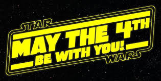 May the 4th be with you! (<b>Star Wars</b>)