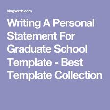 Personal statement for masters degree in finance