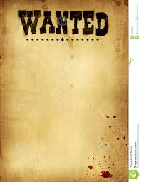 doc 10091300 blank wanted poster template wordimage of a old 10091300 blank wanted poster template wordimage of a old wanted poster