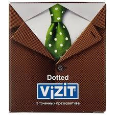 Стоит ли покупать <b>Презервативы Vizit Dotted</b>? Отзывы на ...