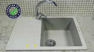 <b>Кухонная мойка Zigmund & Shtain</b> (тест на прочность) - YouTube
